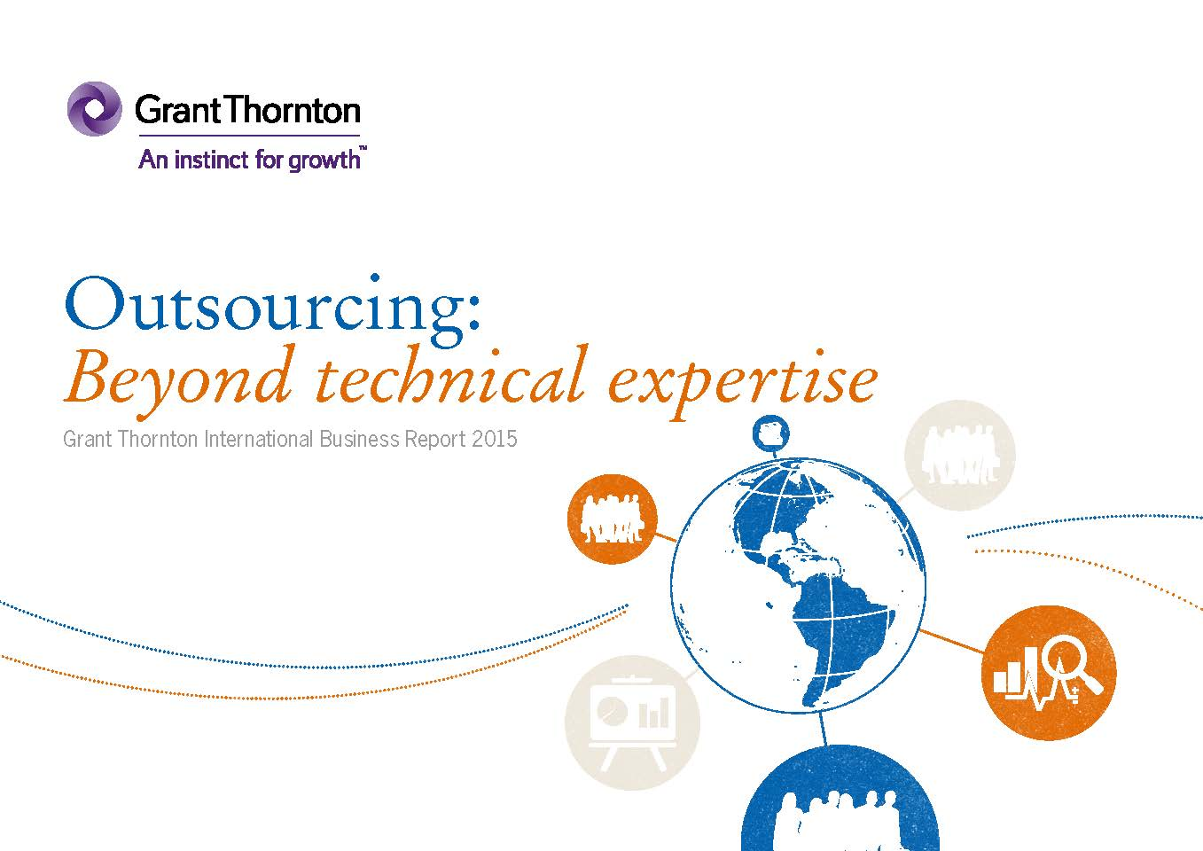 Outsourcing - Beyond technical expertise